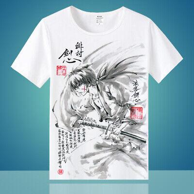 Anime High School DXD koneko T-shirt Short Sleeve Unisex TEE Cosplay S-3XL#1-490