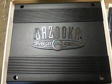 New Old School Bazooka P250 2 channel amp,Rare,Vintage,Amplifier,NOS,NIB