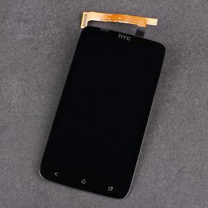 Original-HTC-ONE-X-LCD-Display-mit-Touchscreen-Komplettset-Front-Glas-Scheibe
