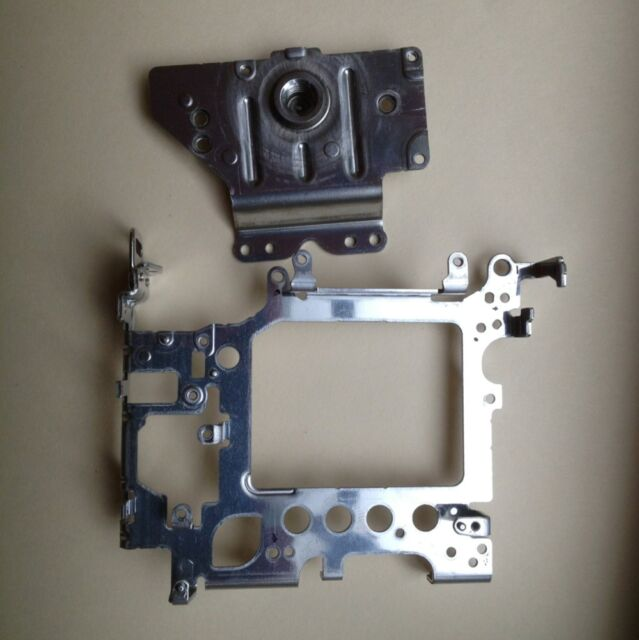 Canon EOS 550D Rebel T2i Metal Case Cover Parts Genuine Original Tested