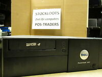 Dell PowerVault 114T U361C Tape Library Drive Enclosure Rack + 1x LTO4 Drive