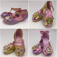 Disney Store Rapunzel Tangled Belle Beauty Beast Princess Costume Dress Shoes