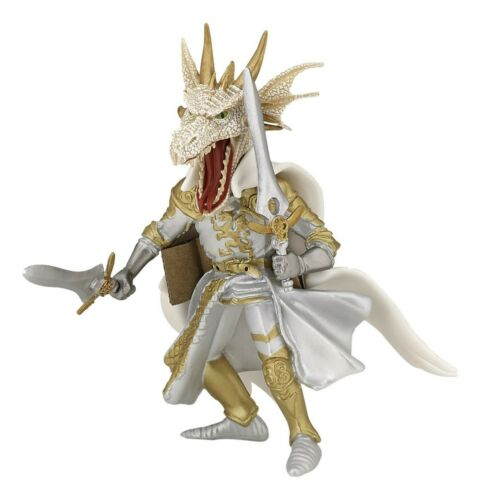 "Papo /""White Dragon Man Figure"