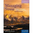 Managing Stress by Brian Luke Seaward (Paperback, 2013)