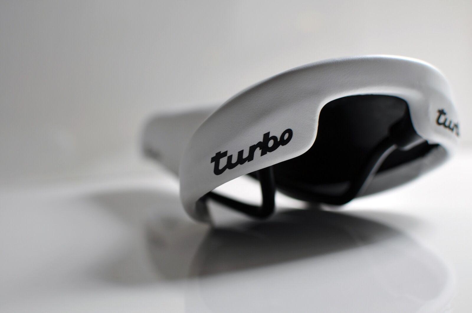 Selle  Italia Turbo white saddle made in   100% free shipping