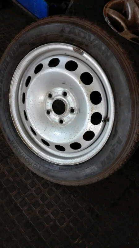 Vw Caddy 16 inch sparewheel available , For Sale.
