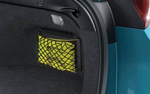 Ablagenetz 240 x 183 mm Utensiliennetz Gepäcknetz Staunetz Auto Boot Ablage Netz