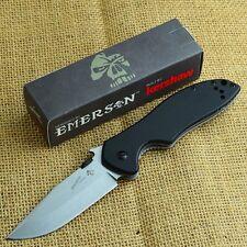 Couteau Kershaw Emerson CQC-6K Lame Acier 8Cr14MoV Manche G-10 KS6034