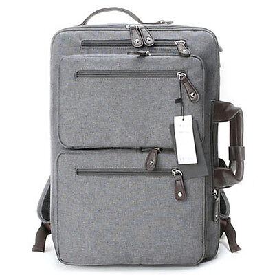 ChanChanBag Backpack for Men 3 Way Bag Laptop Rucksack College Tote Bag Herz 323