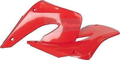 Defletor Do Radiador Polisport Vermelho 84210-3 para Honda CR125R 2000-2001 CR250R