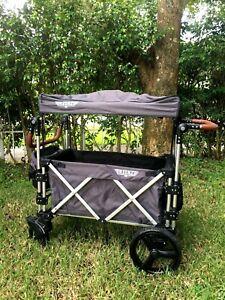 Keenz Wagon 7s Stroller Color Black Used | eBay