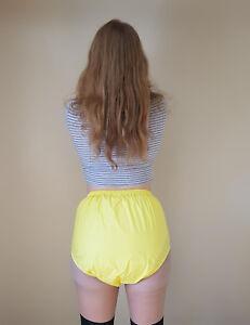 Fetish plastic pants