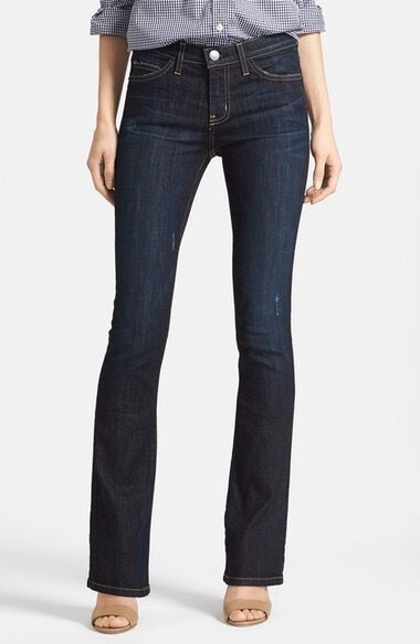 Current  Elliott The Slim Boot Jeans in Richmond Mid Rise Wash Size 27  218 NWT