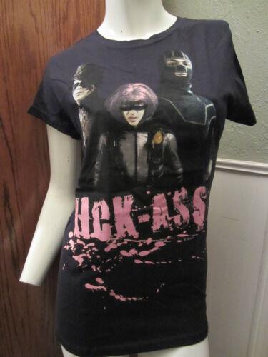 KICK ASS  Group Tee T-Shirt Hot Topic