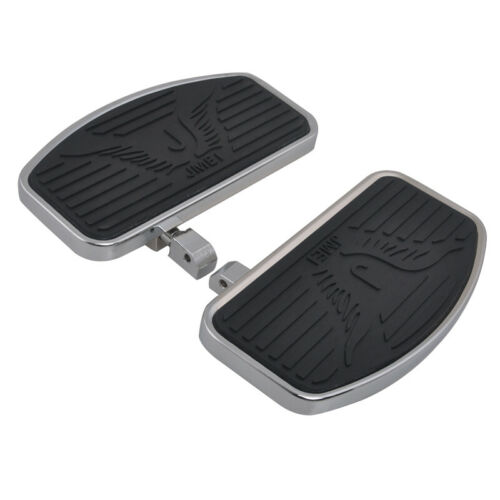 Motorcycle Driver Front Rider Footboards Floorboards For Honda Shadow ACE 97-03