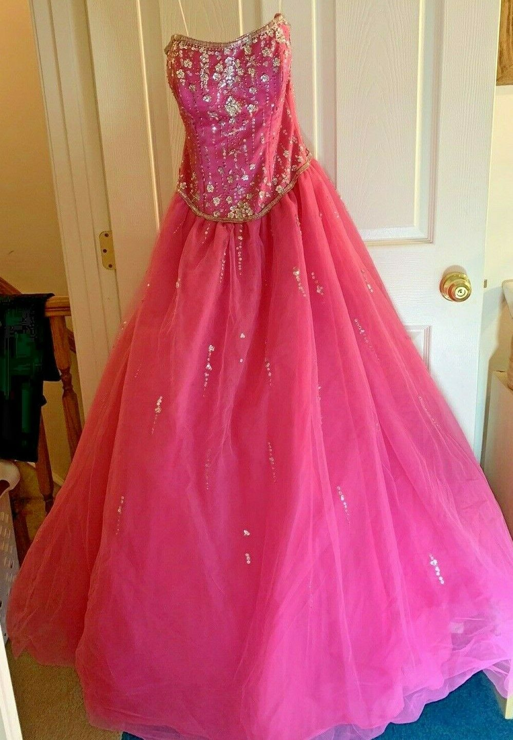 Formal Gown Pink Size 0 - Beautiful