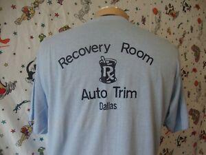 Texas Auto Trim >> Vintage Recovery Room Dallas Texas Auto Trim Hot Rod Back