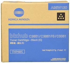 Konica-Minolta-A95W130-Tnp-49k-Black-Toner-Cartridge-For-Use-In-Bizhub-C3351