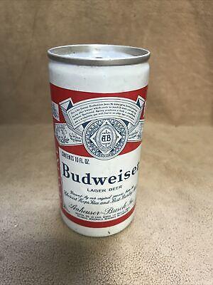 10oz Budweiser Aluminum Pull Tab Beer Can Houston Texas Ebay