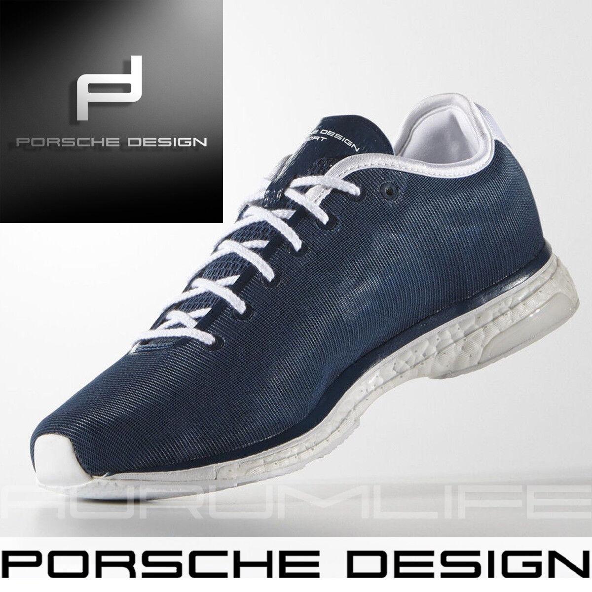 Adidas Porsche Design schuhe Mens Run Blau Reflective Boost af4407 Ultra UK 9.5