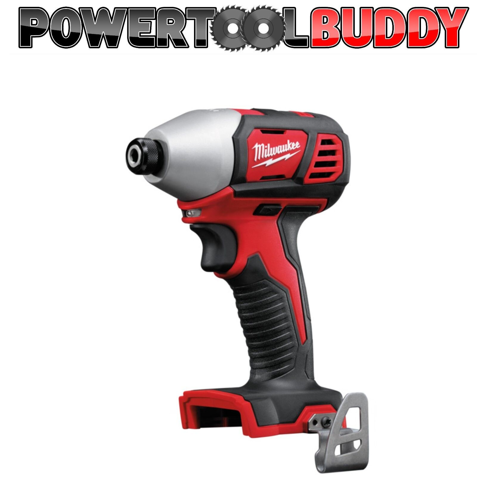 Milwaukee M18BID 18volt Li-ion Impact Driver Body OnlyNEXT DAY DELIVERY B5