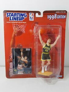 Starting Lineup 1998 Edition Sports Superstar Collectables Rik Smits #45 Pacers