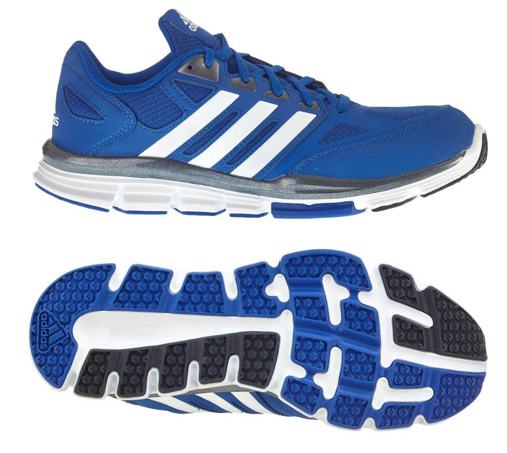 Adidas Trainingsschuh Speed Trainer blue white (D74007). Laufschuhe, Sportschuhe