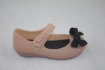 "Mini Melissa Jelly Shoes ""Ultragirl Bow"""