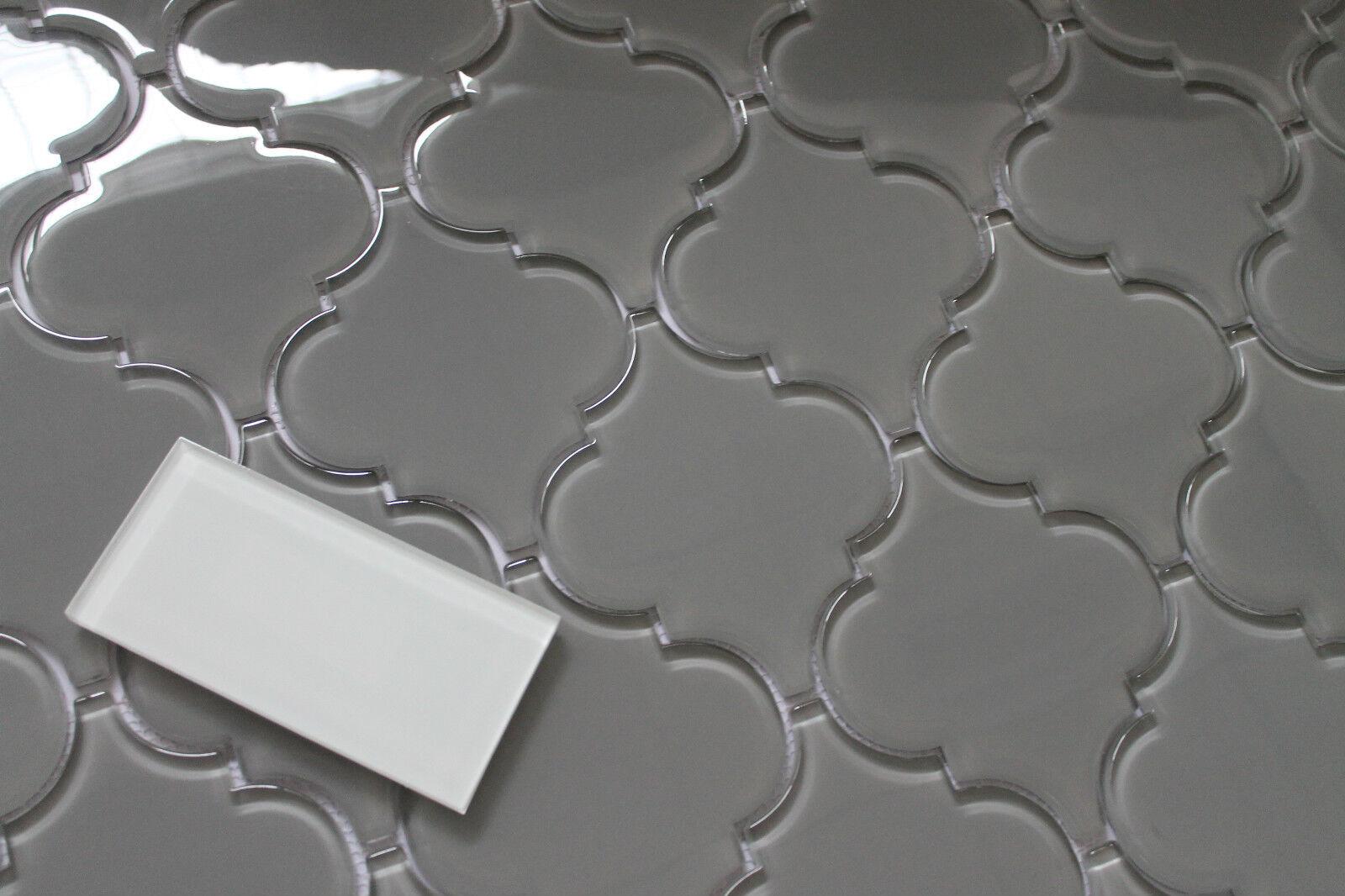 Black Grey White Glass Mosaic Wall Tiles Random Mix For Bathroom Kitchen 012 For Sale Online Ebay