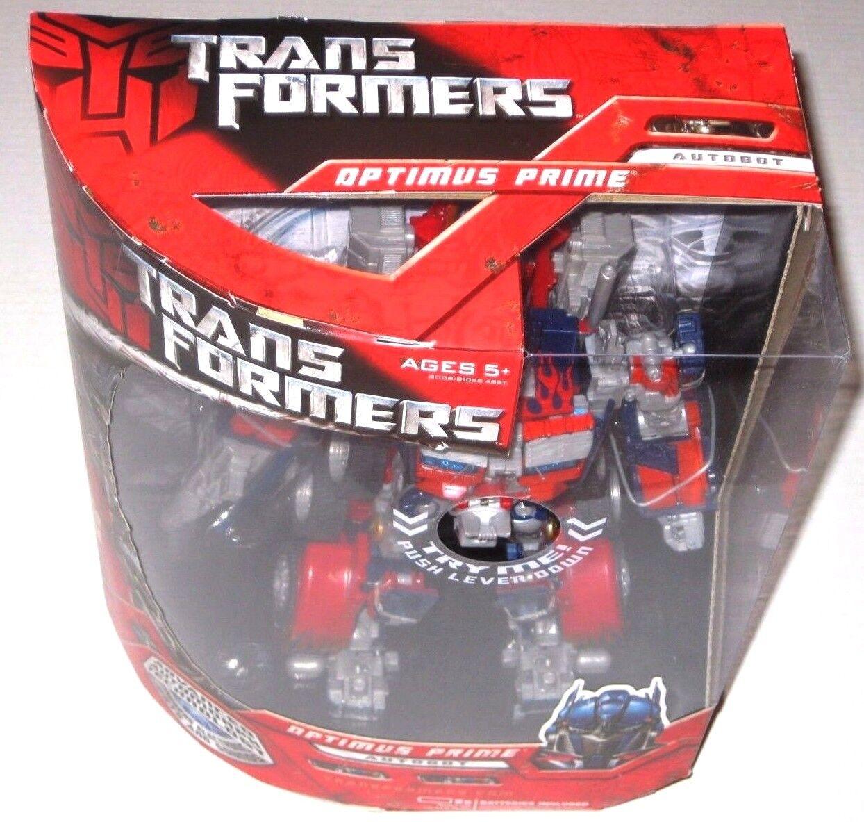Leader Class Movie OPTIMUS MISB Transformers Premium series 2007 Revenge Fallen