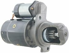 New Usa Built Starter Hyster H30 H40 H50 Sealed 10455322 1108284 3001016 10tooth