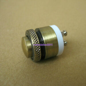 Image Is Loading 16mm Momentary Brass Metal Push Button Door Bell