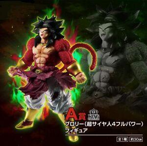BANDAI Dragon Ball Ichiban Kuji SUPER DRAGONBALL HEROES SAGA Priz A Broly