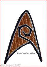 Star Trek TOS Starfleet Engineering Insignia Patch Iron on sew on