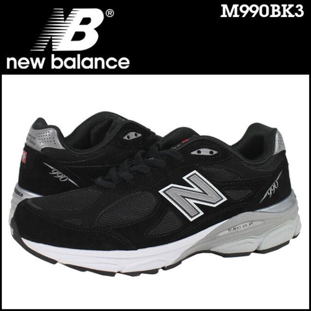 buy online cb6e6 ed65d New Balance M990GL3, M990NV3, M990BK3 (Cushioning Support Moderate  Overpronator)