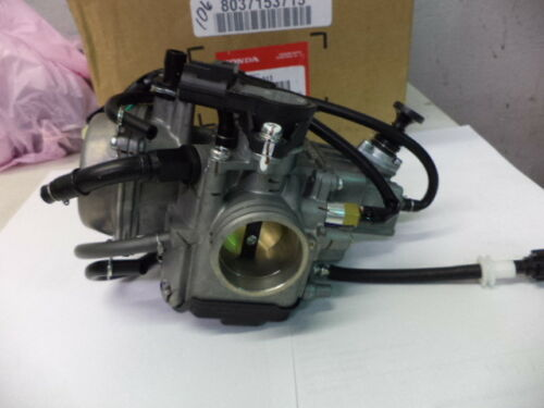 Genuine Honda Carburetor Assembly TRX400 Rancher with strainer screen set