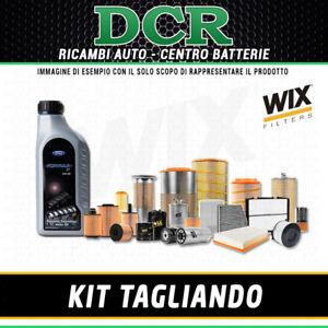 KIT-TAGLIANDO-FORD-C-MAX-II-1-6-TDCI-115CV-85KW-DAL-12-2010-OLIO-FORD-F-5W30