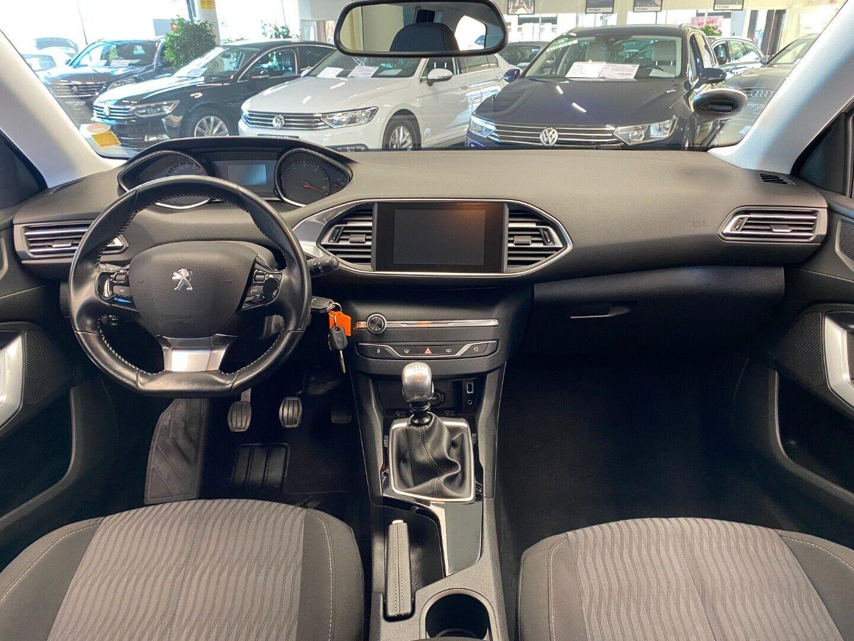 Billede af Peugeot 308 1,6 BlueHDi 120 Collection SW