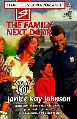Family Next Door by Johnson, Janice Kay