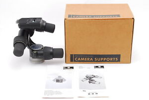 EXC-MANFROTTO-405-GEARED-TRIPOD-HEAD-STRONG-AND-LIGHTWEIGHT-ALUMINIUM