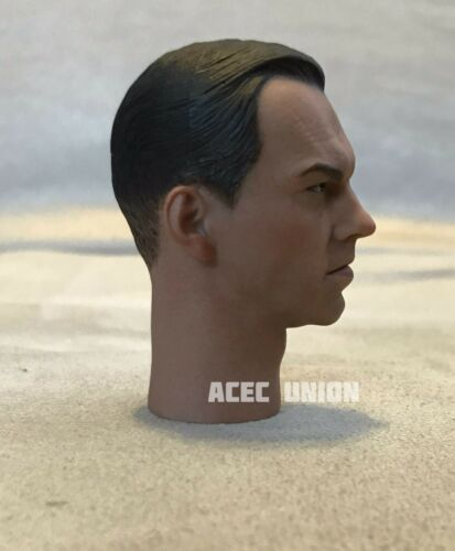 1//6 Red Skull Head Sculpt Hugo Weaving Captain America pour Hot Toys figure masculine
