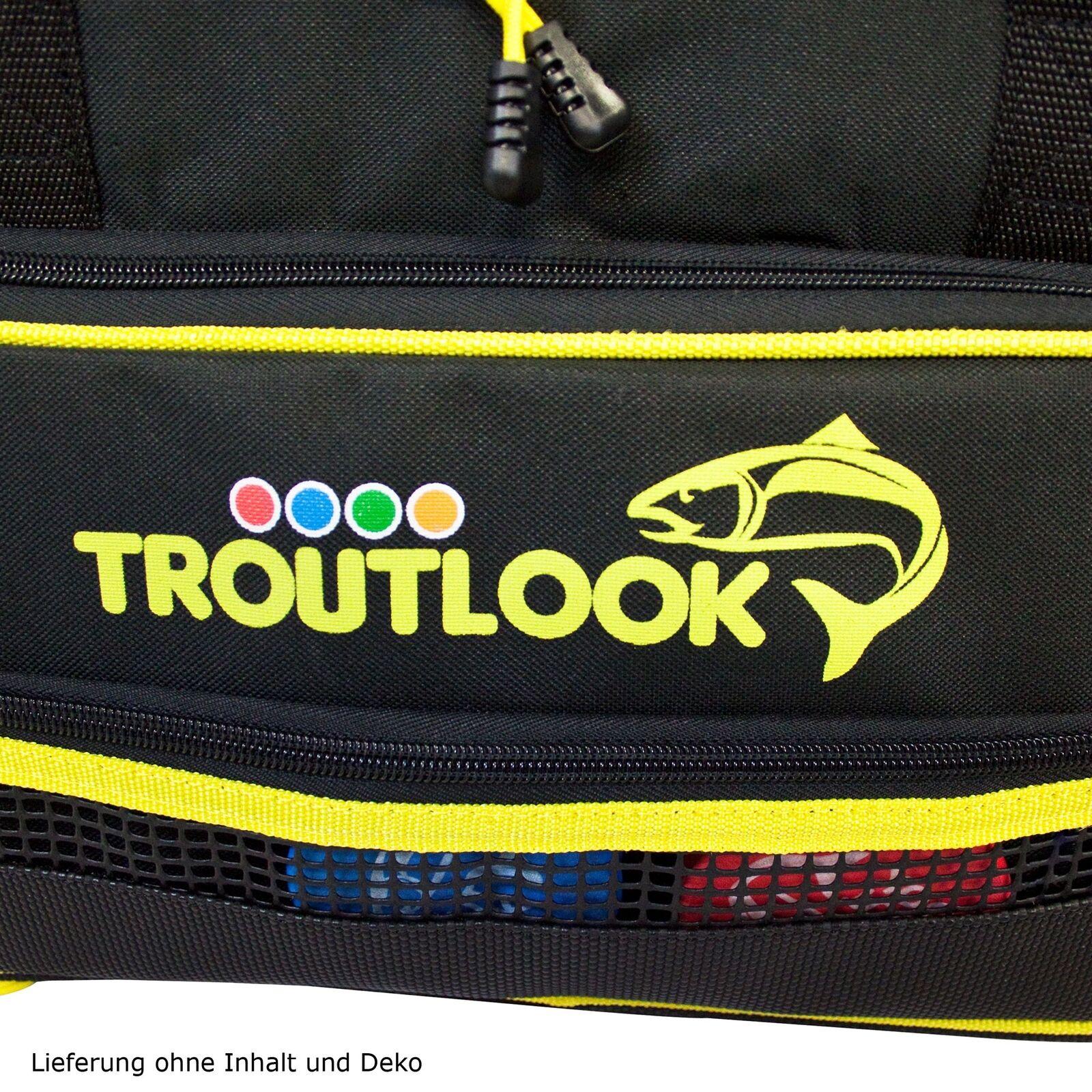 Troutlook Troutlook Troutlook Forellentasche für Troutbait Tremarella Zubehör Tasche Angeltasche 7af9d0