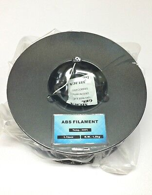 3d Printer Abs Filament 1.75mm   1kg   2.2lbs