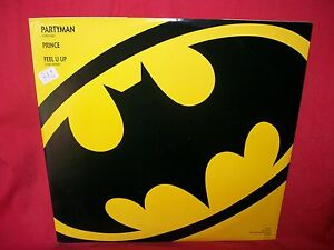 PRINCE-Partyman-Feel-u-up-from-Batman-OST-12-034-45rpm-UK-1989-MINT
