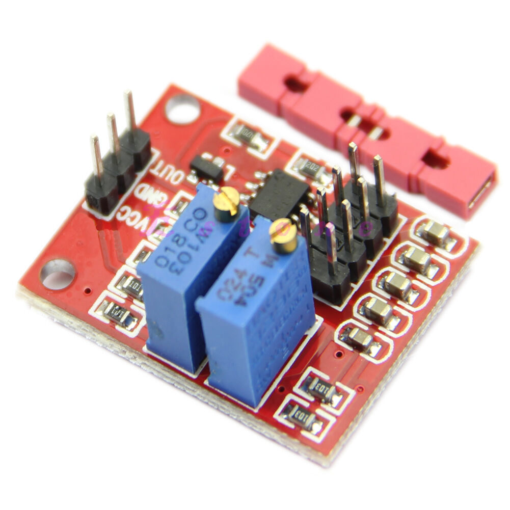 Ne555 Adjustable Square Wave Module Pulseupgrade Frequency Lm358 Integrated Circuit Dip8 Ebay Norton Secured Powered By Verisign