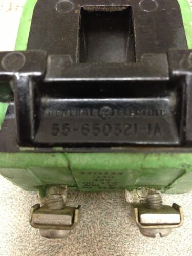GE GENERAL ELECTRIC 22D135G30 480V OPERATING COIL 55-650321-1A 556503211A