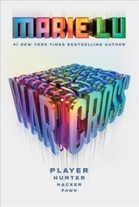 Warcross-Hardcover-by-Lu-Marie-Brand-New-Free-shipping-in-the-US