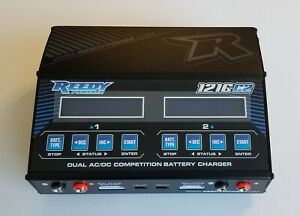 27200-Reedy-1216-C2-Dual-AC-DC-Competition-Balance-Charger-BOX-DAMAGE