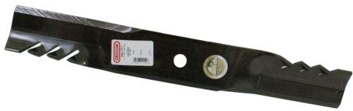 """21.7/"""" Oregon 396-771 Lawn Mower Blade John Deere #M143504 CH G6 Gator Mulch"""