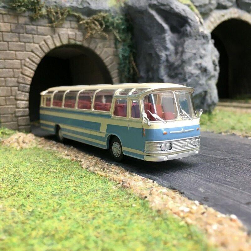 autobus Neoplan NH12 bluHO187estrellaline modellolos 58280
